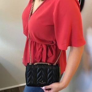 🔥PRICE DROP🔥 Kate Spade Mini Emelyn Shoulder Bag